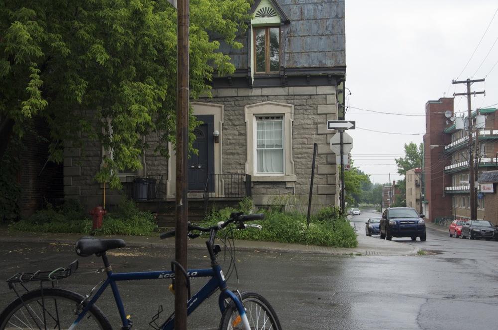Maison du Côteau-St-Louis, rue Berri