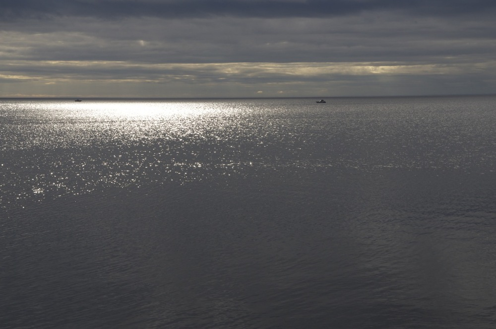Percée matinale, lac St-Jean