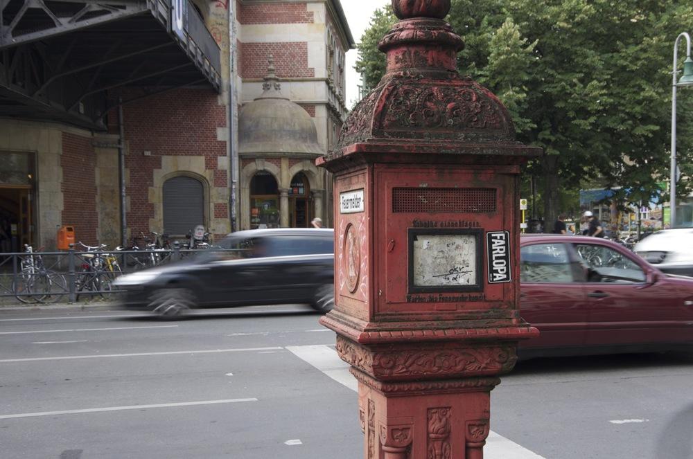 Feuermelder, Schleisisches Tor