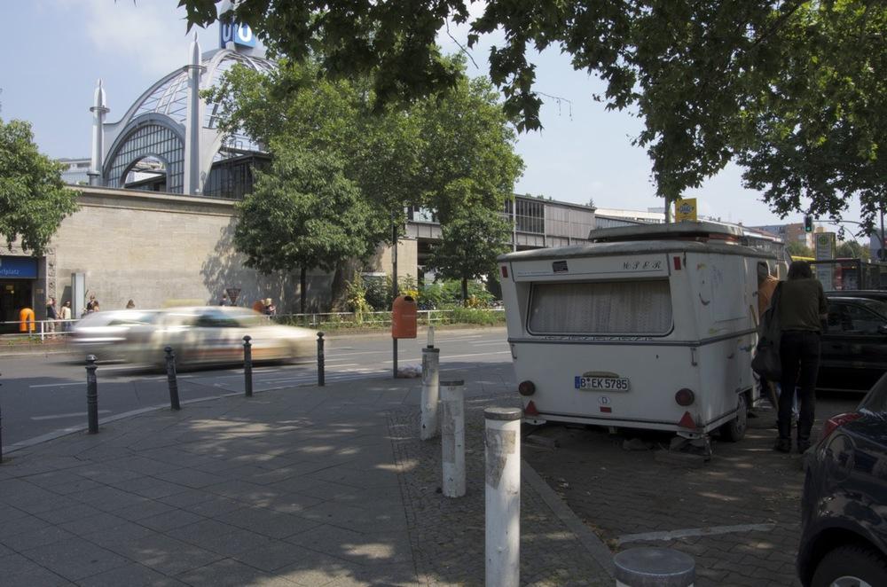 Wohnmobil, Nollendorfplatz