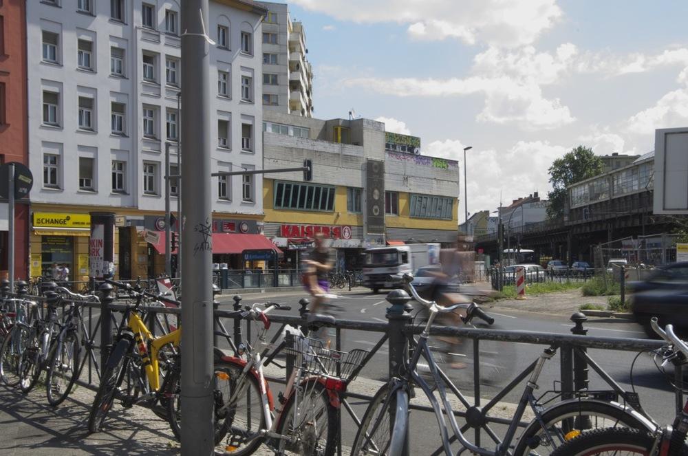 Kottbusser Straße und Skalitzer Straße, 2/2