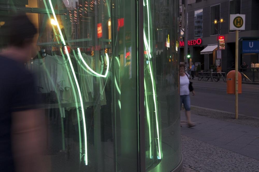 Schaufenster, Friedrichstraße