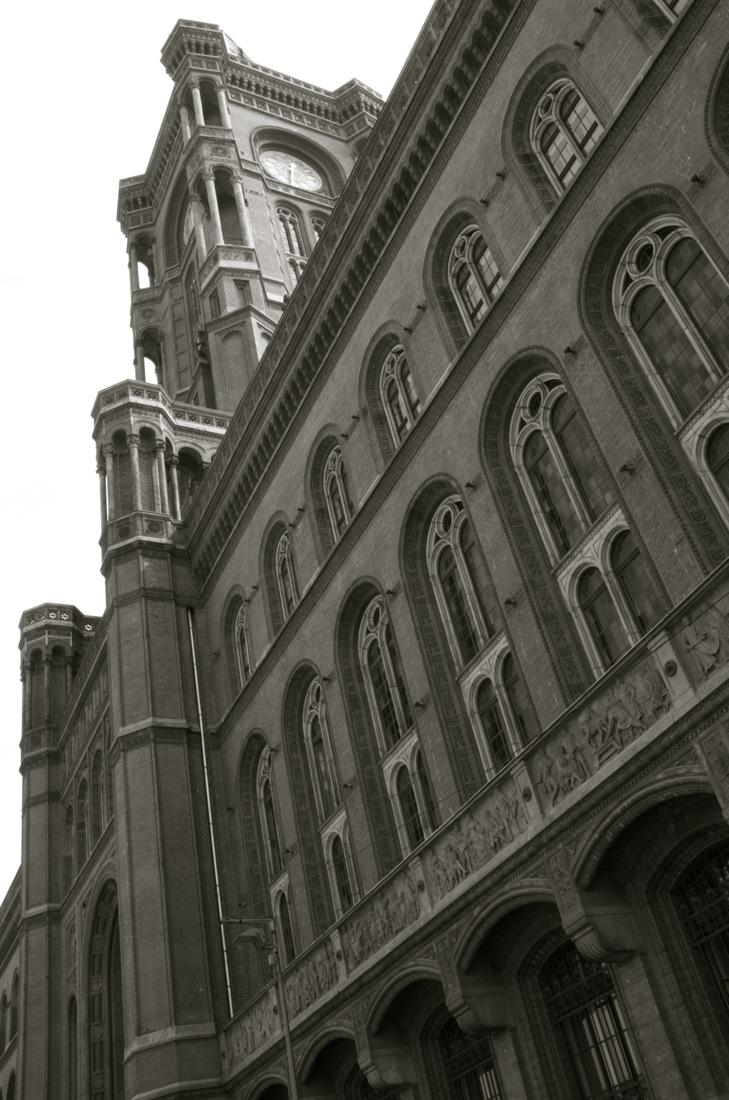 Rotes Rathaus - Berlin