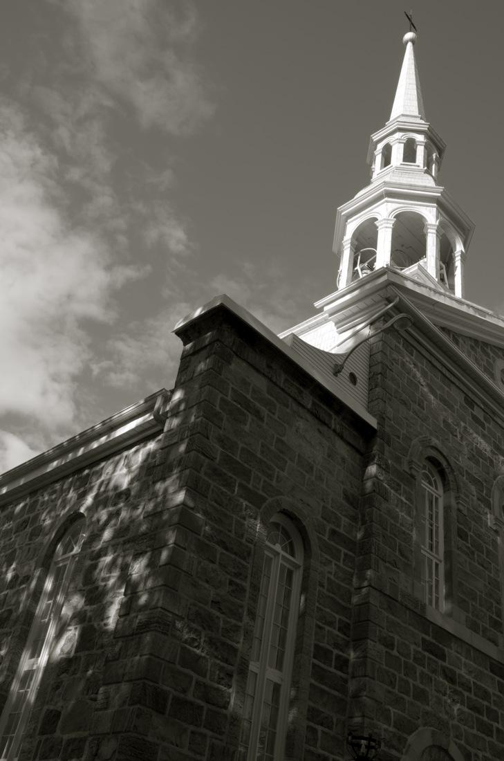 Église de la paroisse de St-Nazaire d'Acton