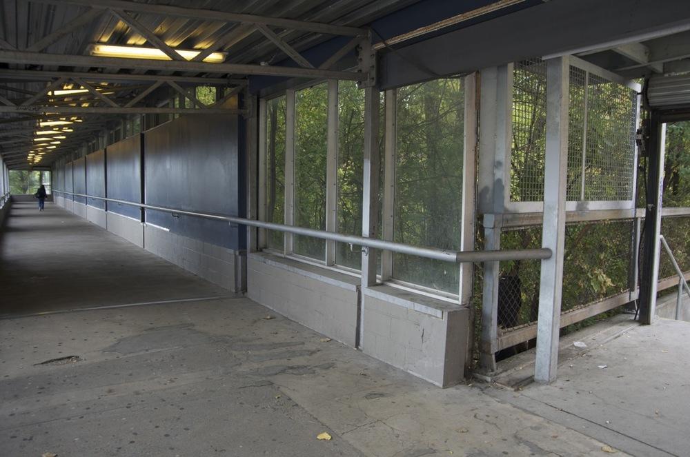 Passage, gare Lucien-l'Allier