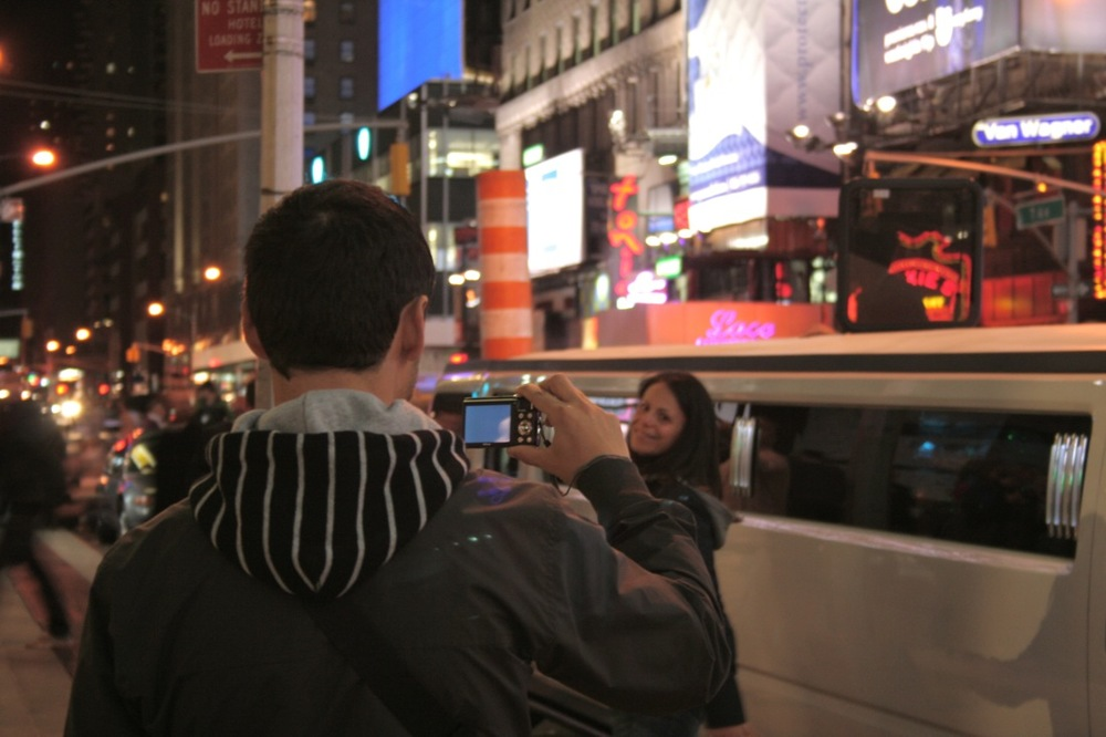 Midnight on Times Square, series 2, 2 of 2 ( The Limo )