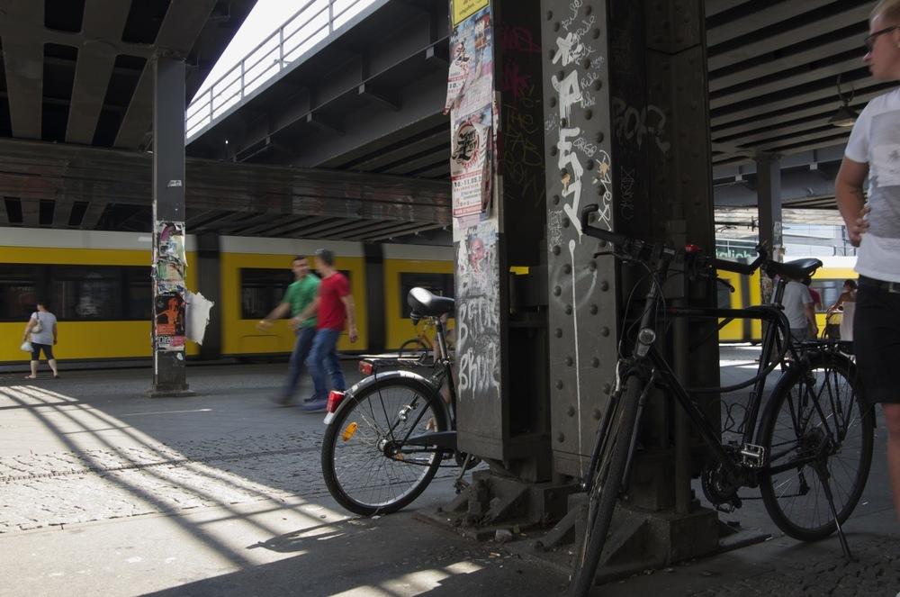 Unter die S-Bahnhöfe, Alexanderplatz