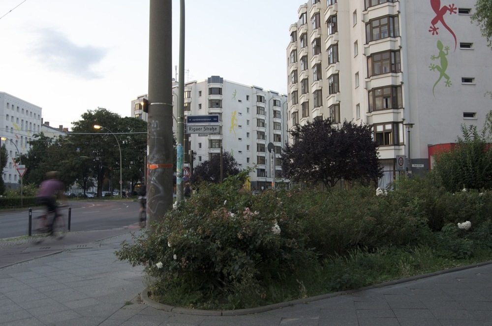 Am Bersarinplatz