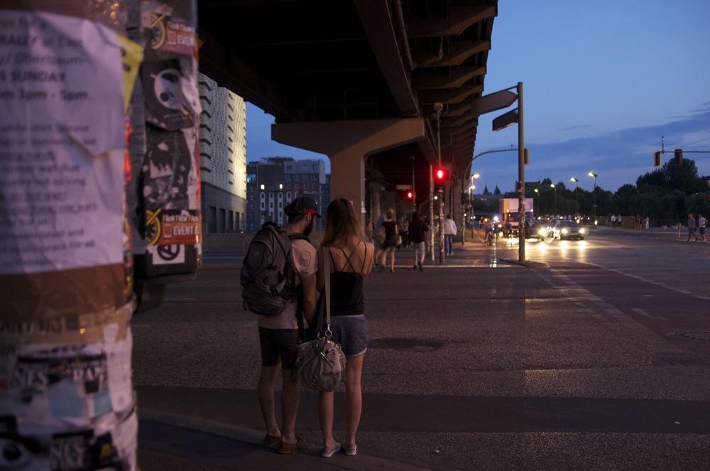 Frûh Nachts, Warschauer Straße