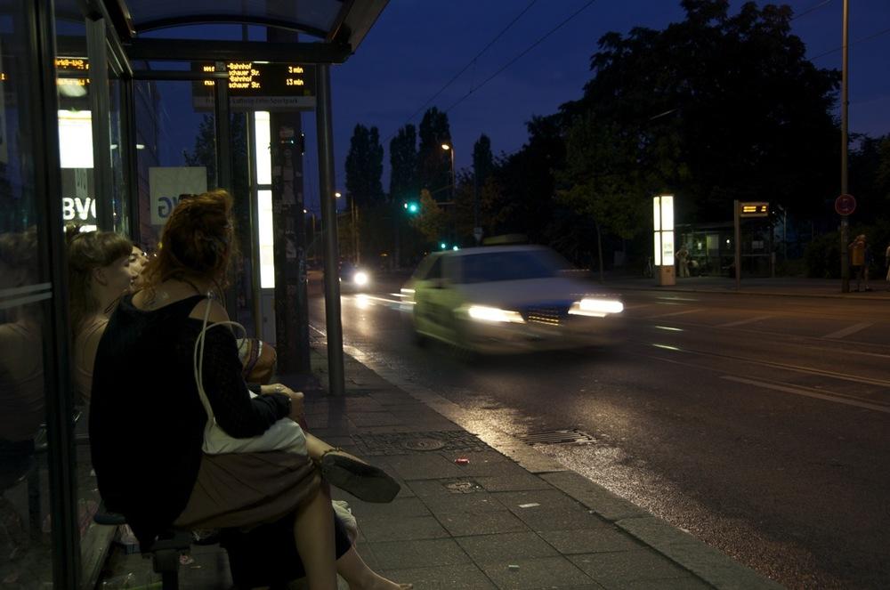 Frûh Nachts, Danziger Straße
