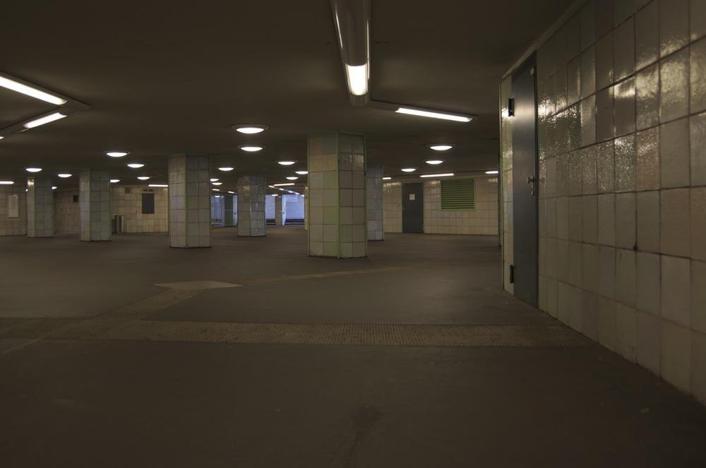 Diele, U-Moritzplatz Station