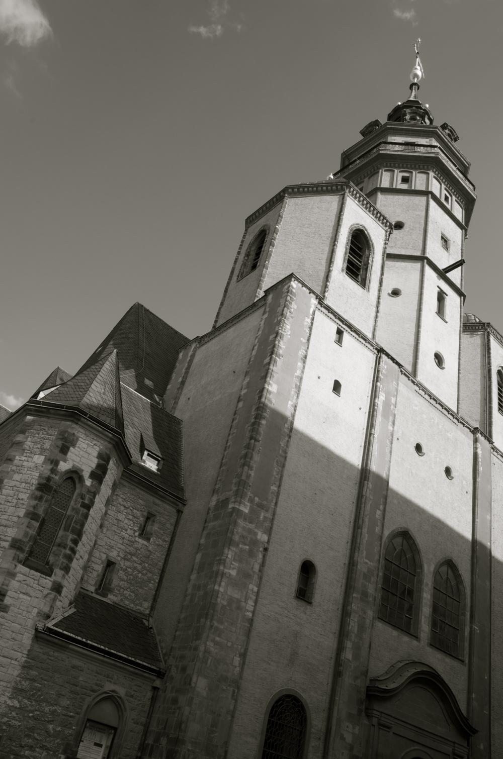 Nikolaikirche,Leipzig