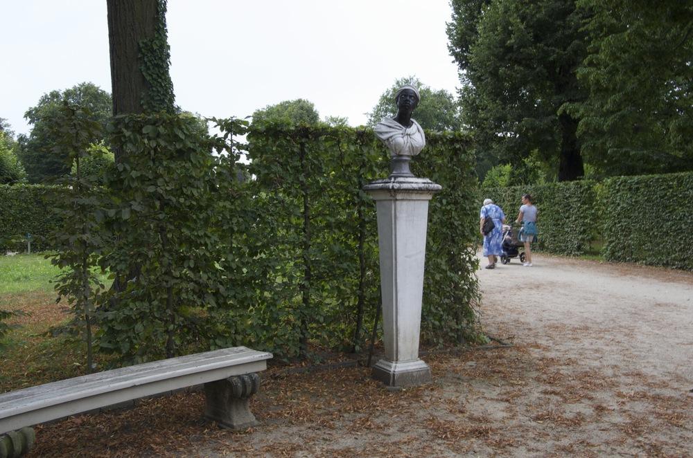Hauptallee, Sanssouci Park
