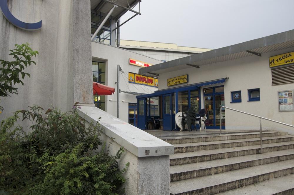 Piazza, Mauritiuskirchcenter
