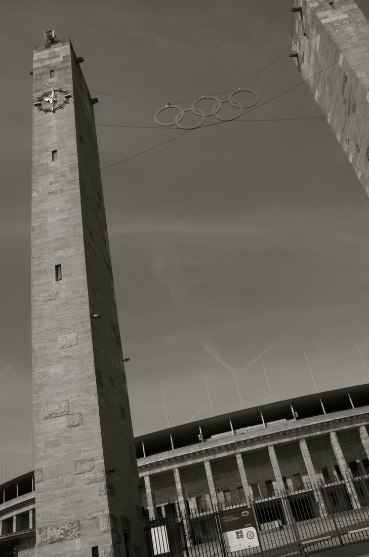 Osttor, Olympiastadion, Berlin