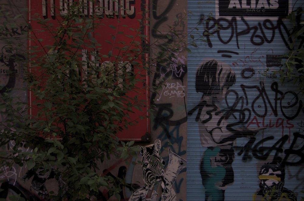 Graffiti, Rigauerstraße