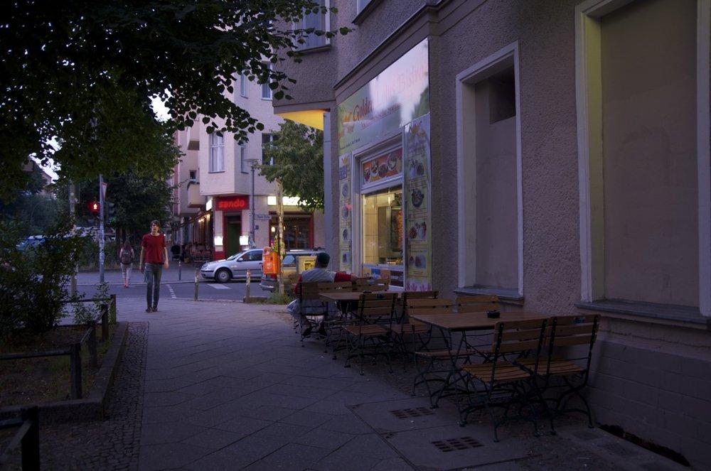 Proskauerstraße