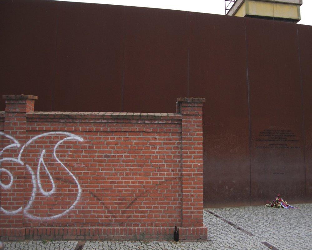 Gedenkstätte Berliner Mauer, Ackerstraße