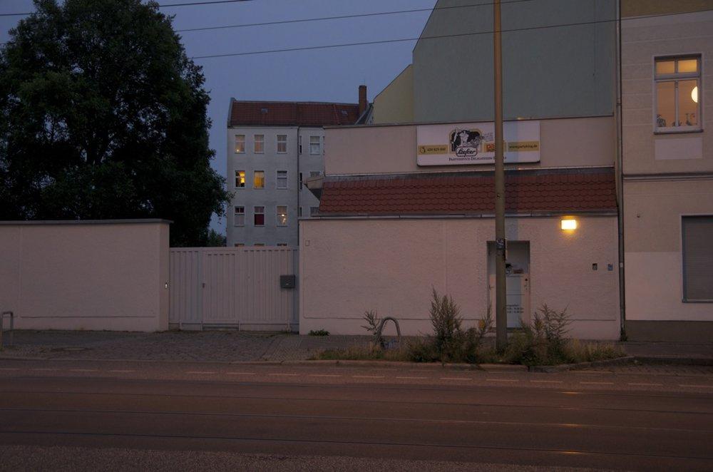 Hinterhof, Eldenauerstraße