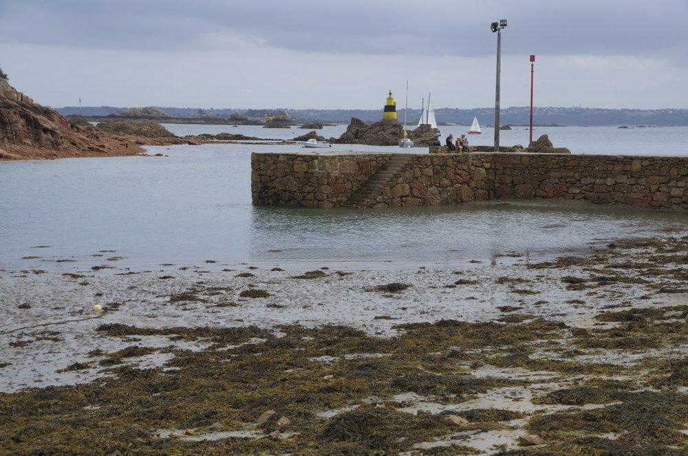 Quai du Lieu-dit le Port Clos, Ile de Bréhat