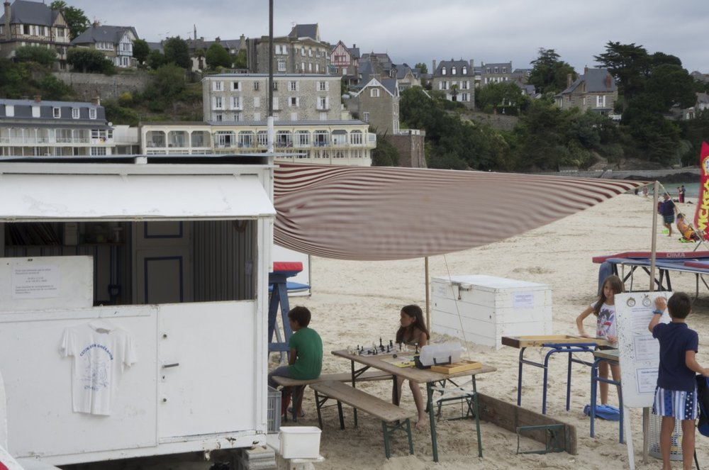 Club de la Grande plage, Saint-Cast le Guildo
