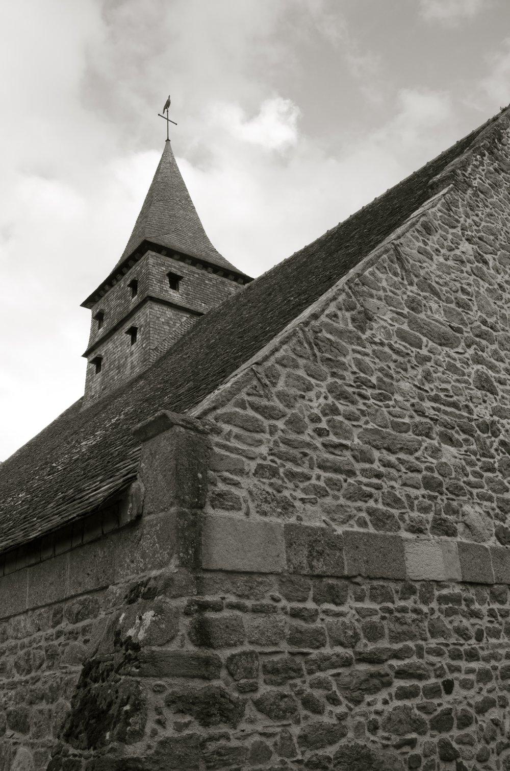 Vieille église St-Lunaire, St-Lunaire