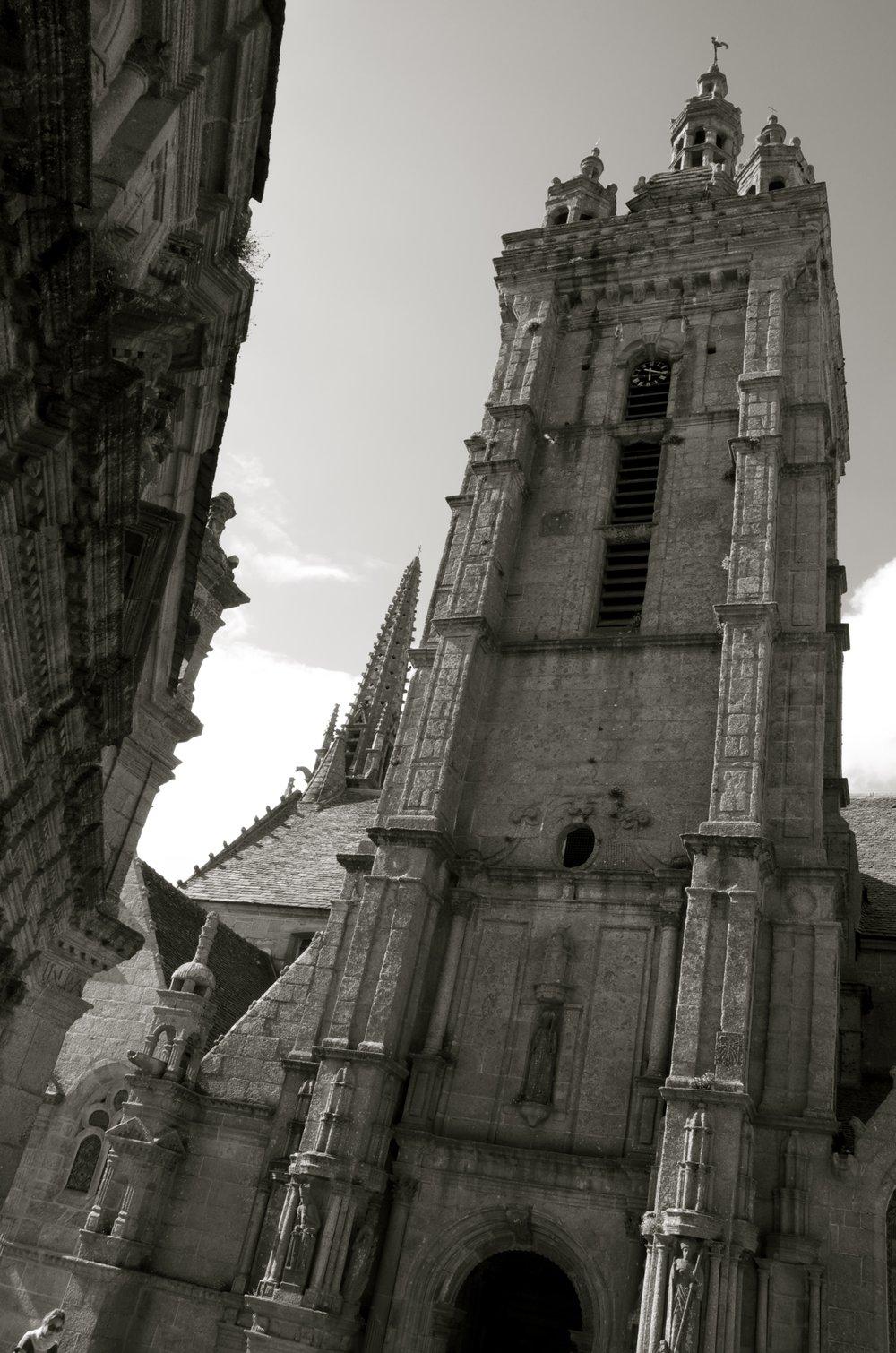 Église Notre-Dame, St-Thégonnec