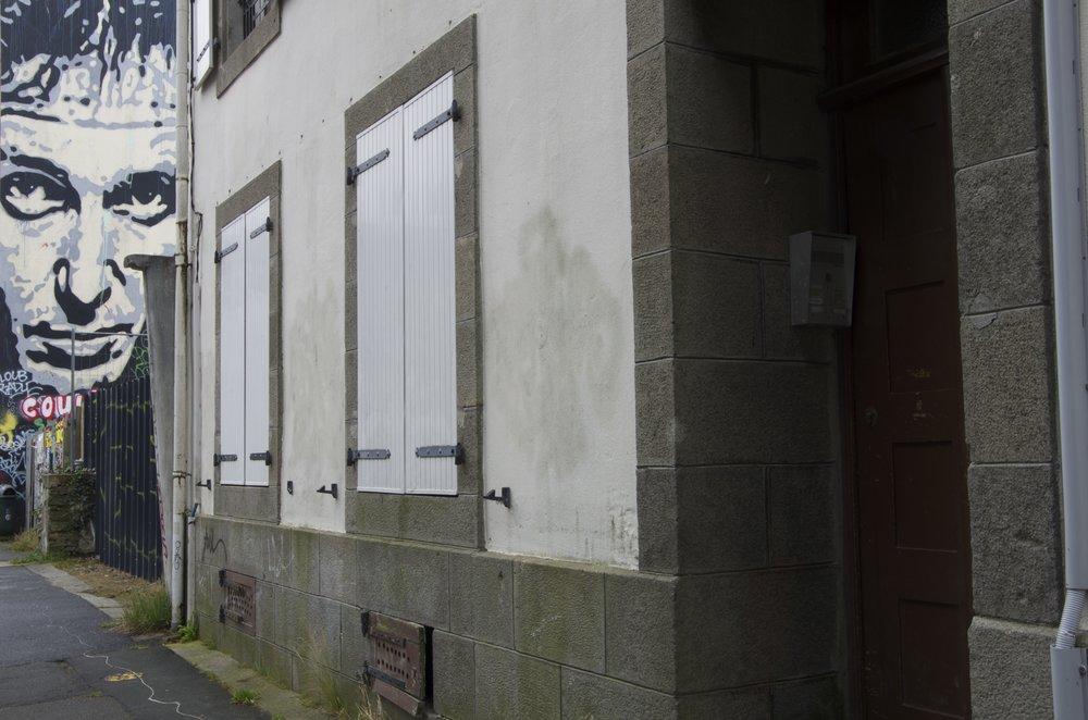 Rue Bugeaud, Brest