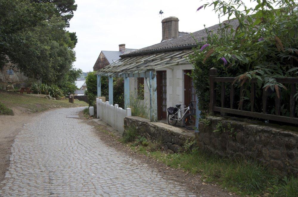 Lieu-dit Crech Kerio, île de Bréhat