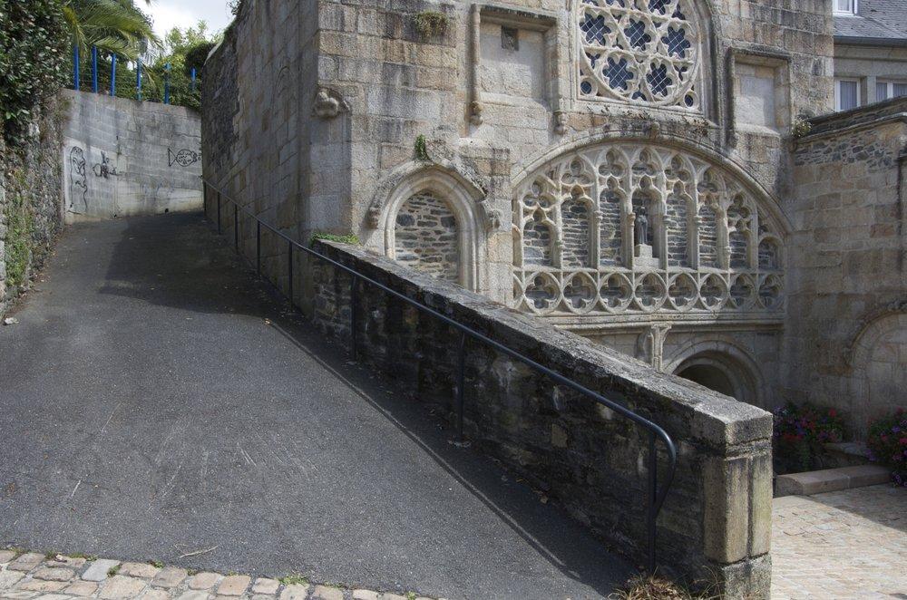 Fontaine des Carmélites, Morlaix