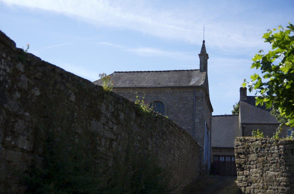 Place St-Michel, Moncontour