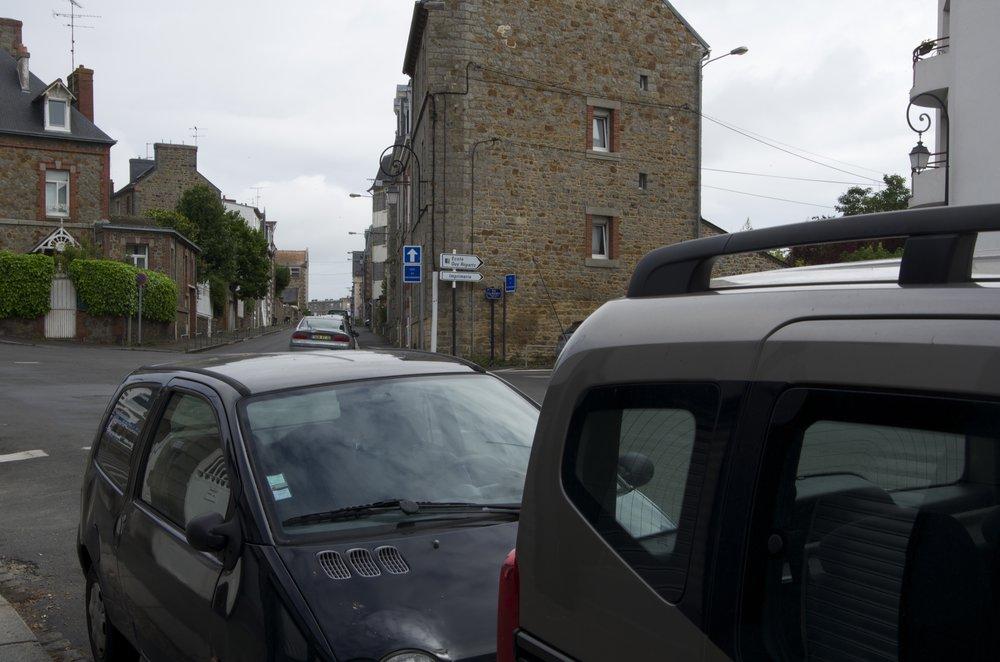 Place Baratou, St-Brieuc