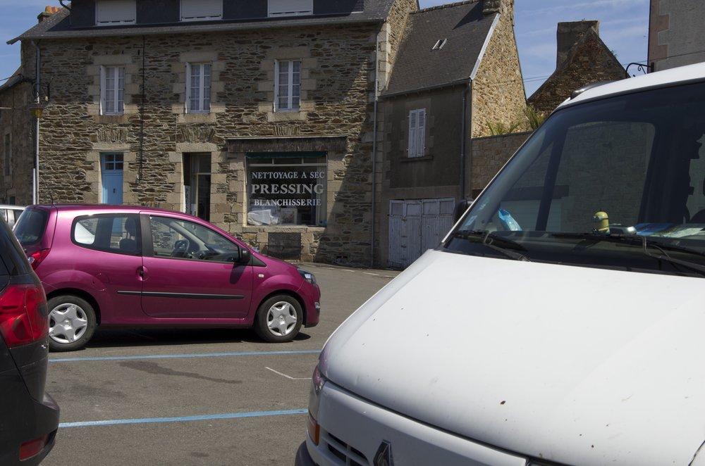 Place Notre-dame de Coalt Colvezou, Tréguier