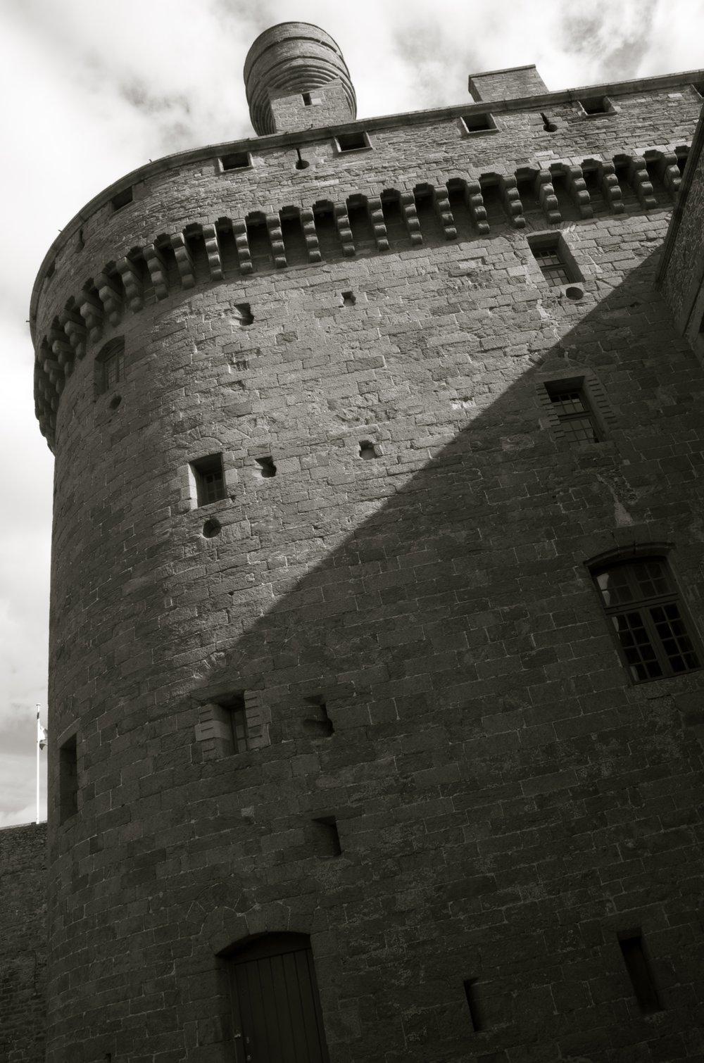 La forteresse, St-Malo