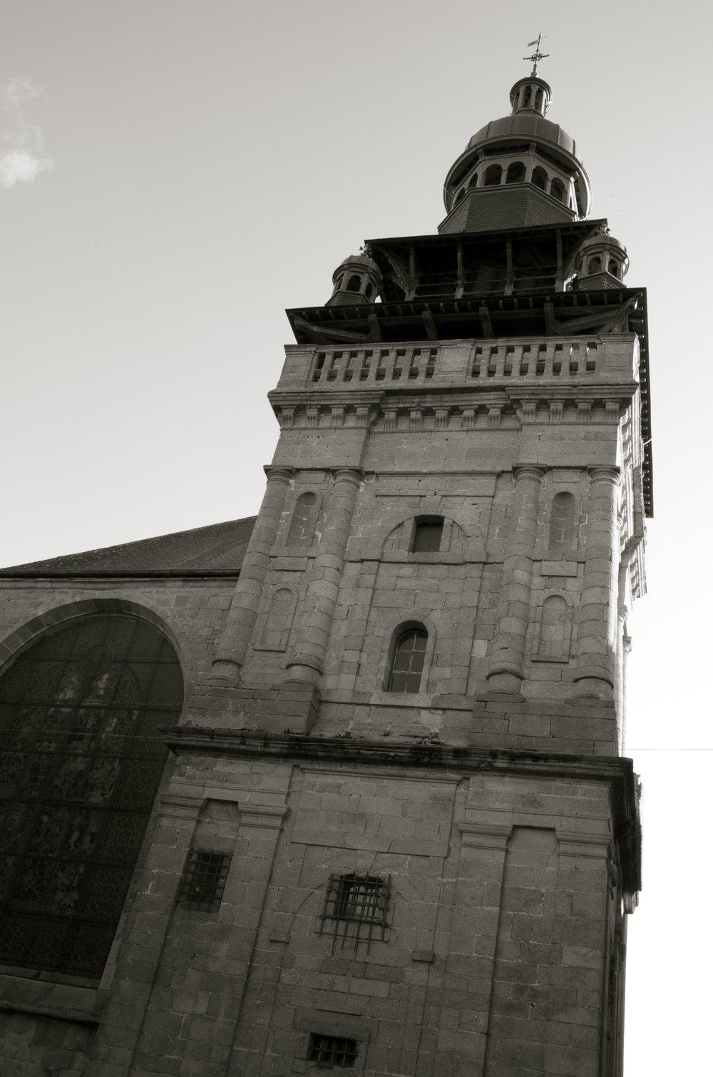 Église St-Mathurin, Moncontour