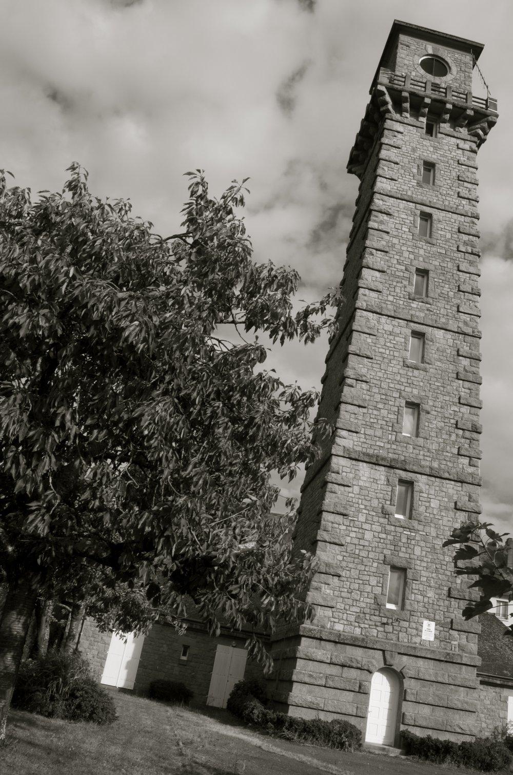 Phare de la Balue, St-Servan