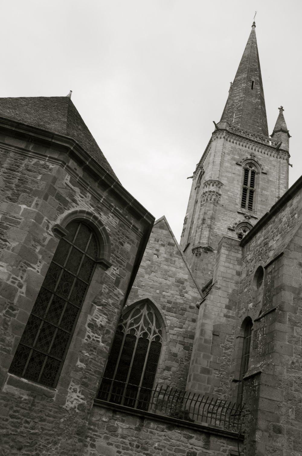 Cathédrale St-Vincent, St-Malo