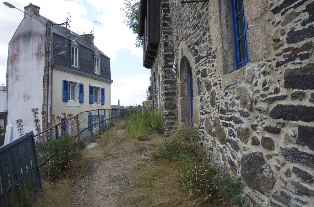 Maison, rue Creach Joly, Morlaix