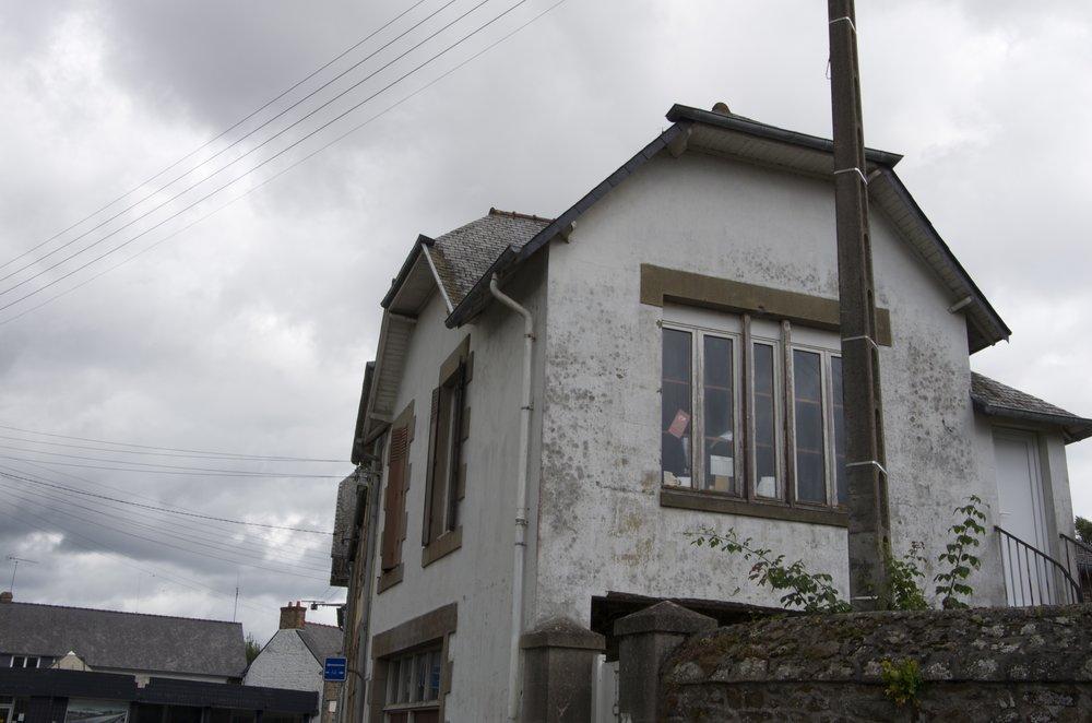 Maison, rue des Boucouets, Lamballe