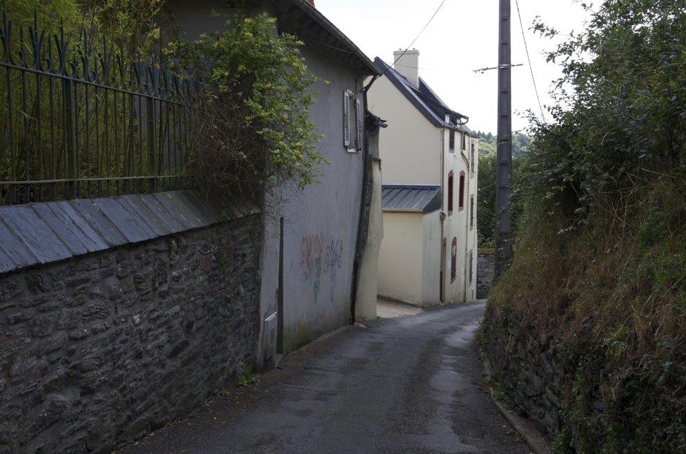 Maison, rampe du Créou, Morlaix