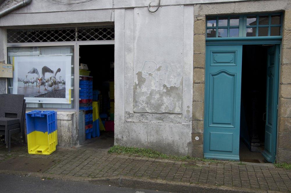 Place de la Poisonnerie, Vannes