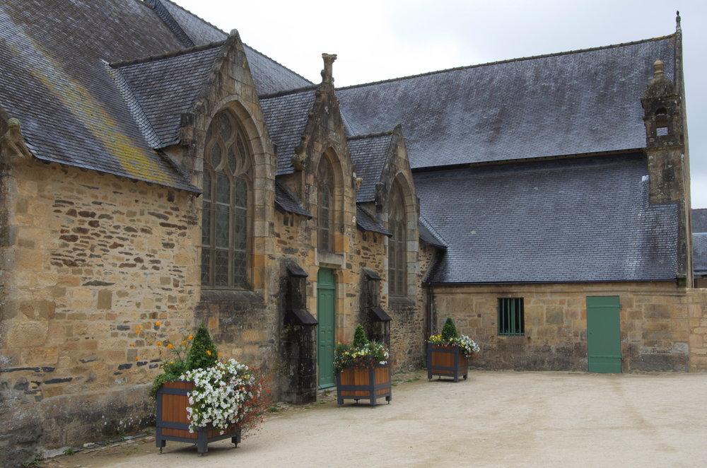 Église St-Thomas-de-Cantorbéry, Landerneau