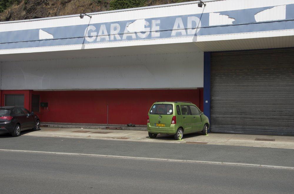 Garage, rue Adolphe le Bail, Plérin