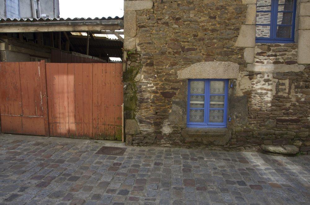 Hangar, rue St-Malo, Dinan