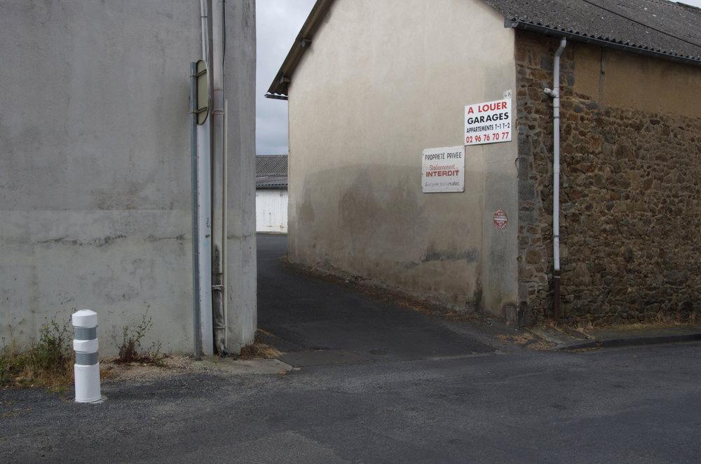 Rue des Forges, St-Brieuc
