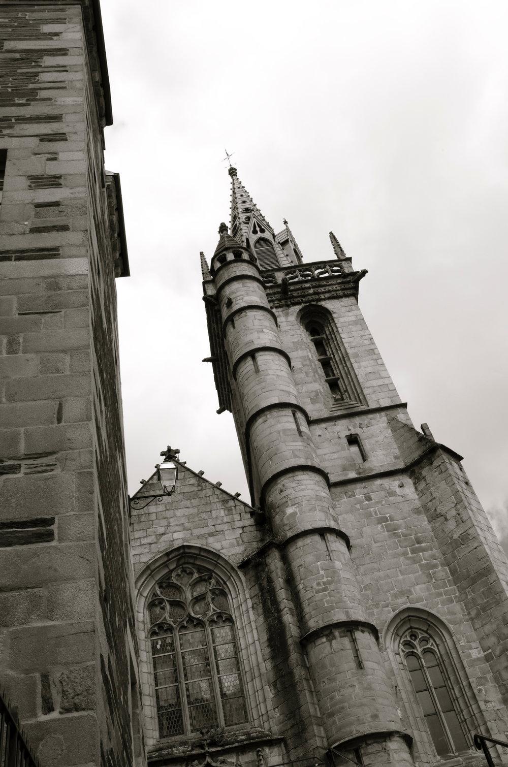 Église St-Mélaine, Morlaix