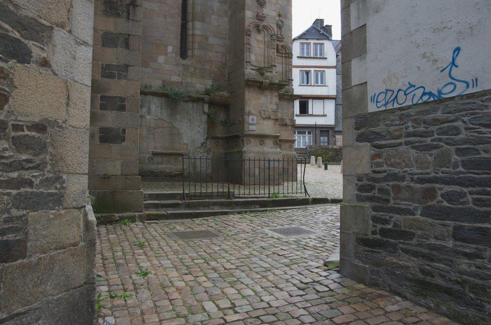 Passage St-Mathieu, Morlaix