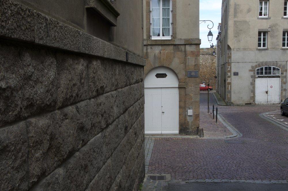 Rue des Forgeurs, St-Malo