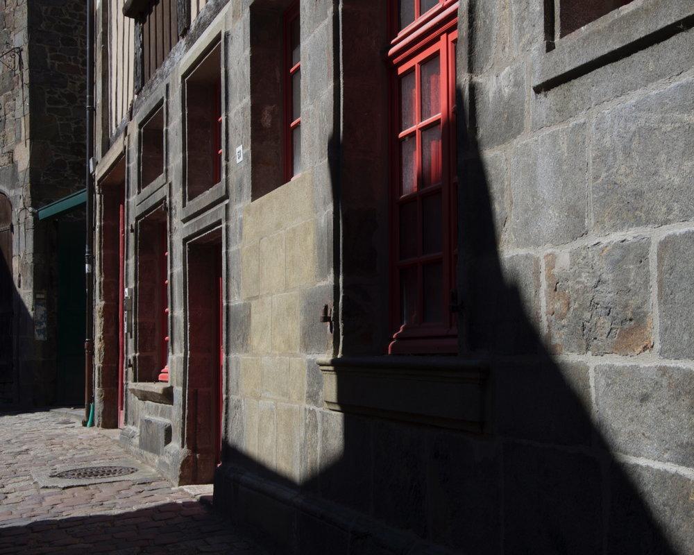 Rue de Petit Fort, Dinan