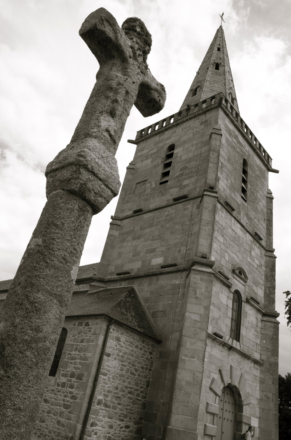 Église de la Sainte-Trinité, Trébeurden